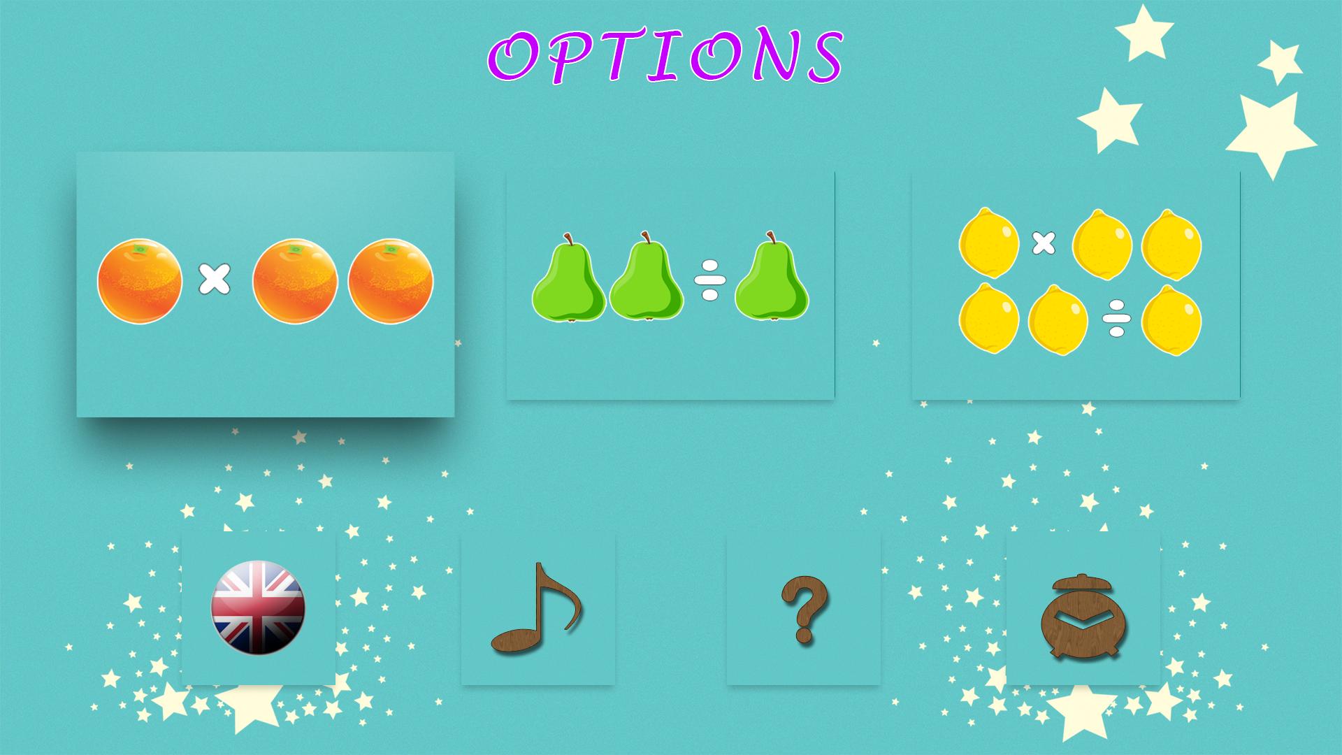 Math Tables Mania - Multiplications and Divisions screenshot 4