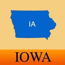 Iowa: Fishing Lakes