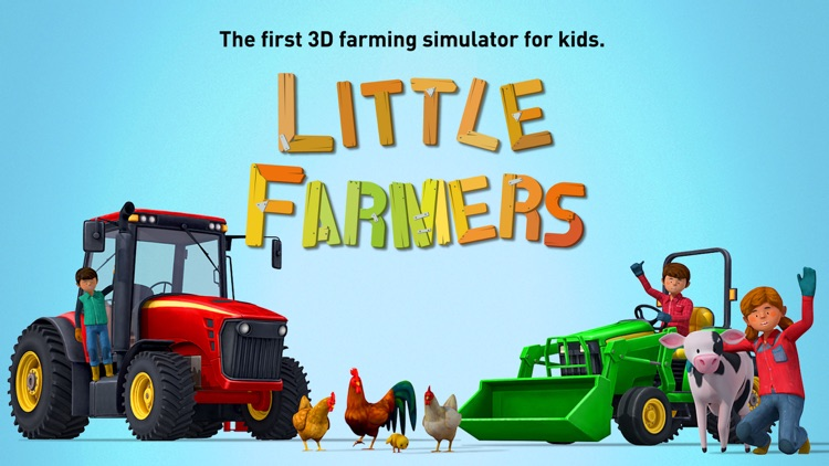 Little Farmers screenshot-0
