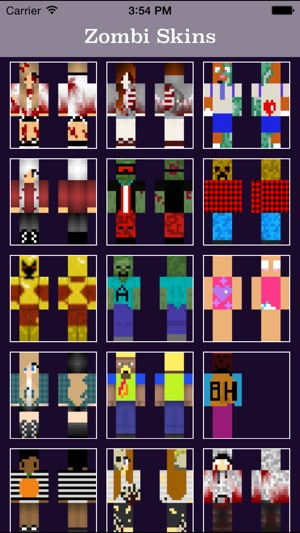Best Zombie Skins Best Collection For Minecraft PE PC On The App - Skin para minecraft pe zombie