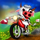 Farm Animal Champion Motocross Rally : The Gold Cup Winner - Gold icon