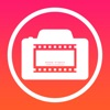 菲林菲林 - 人生如戏 全凭演技 - 最简洁的宽屏电影特效软件 - iPhoneアプリ