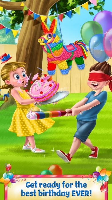 Yummy Birthday - Party Food Maker | App Price Drops