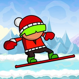 Snowboarding Game Hero