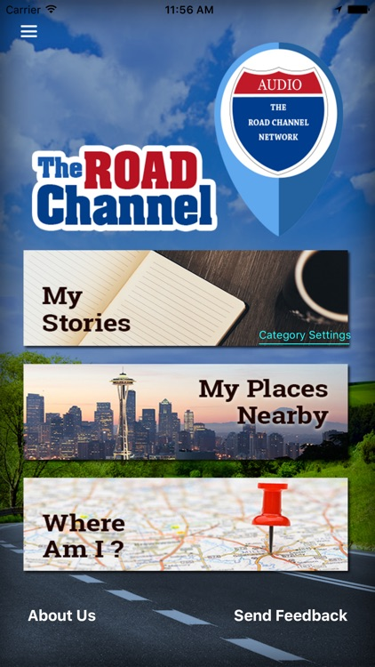 The Road Channel