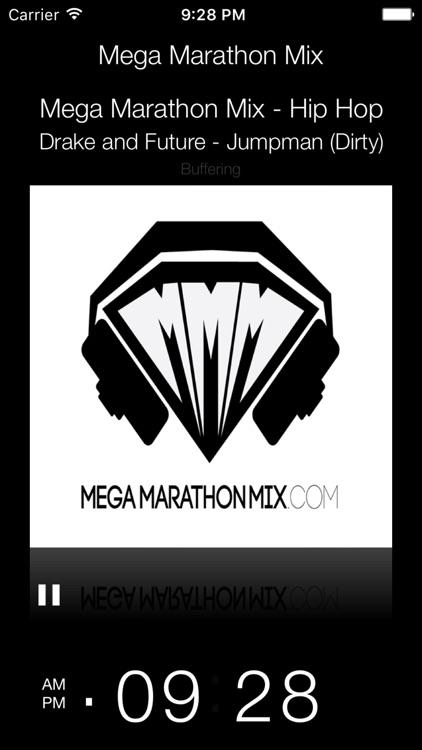 Mega Marathon Mix Radio by Next Level Webs