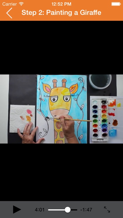 How to Draw and Watercolor Paint