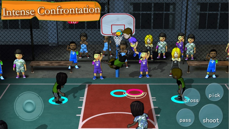 Street Basketball Association screenshot-4