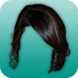 Woman Hair Style Changer