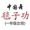 中国舞武功 - 北舞毯子功 基本功视频