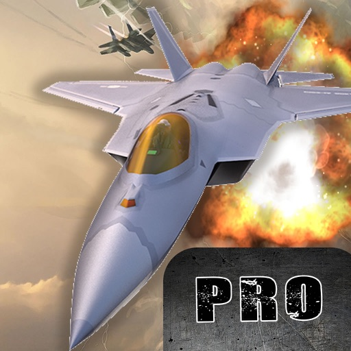 Aircraft Infinite Combat Flight Pro - Airplane Heroes