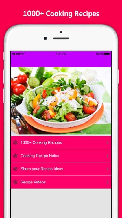 1000 + Cooking Recipes - Make Great Meals With Nutritional Cooking Recipes