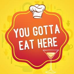 Best App for You Gotta Eat Here Restaurants