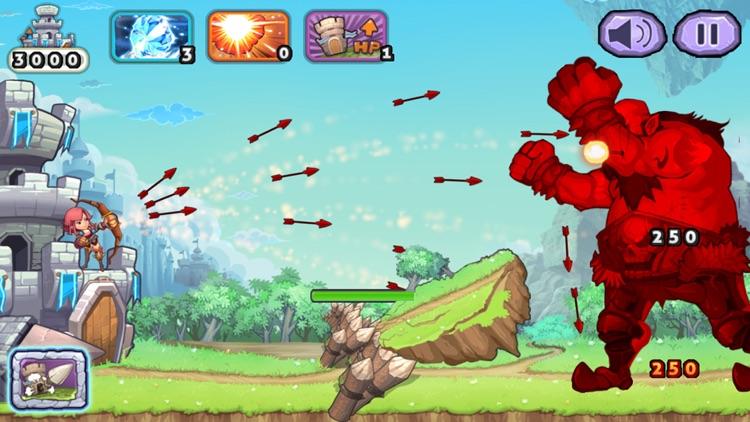 Fantasy Archery: Giant Hunter screenshot-3