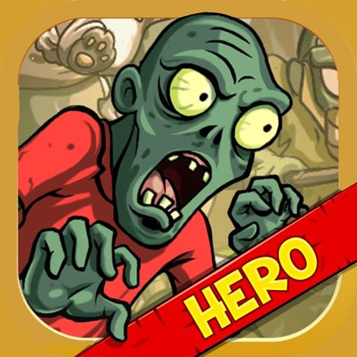 Zombie Army Defense HERO