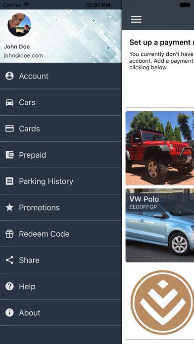 KaChing Parking screenshot two