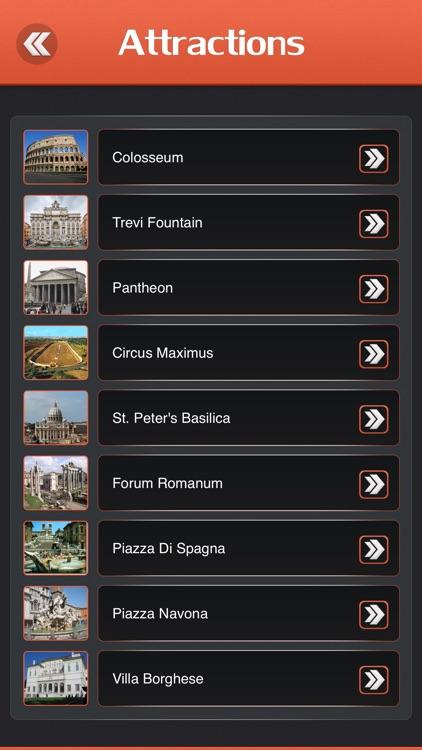 Colosseum of Rome Tourism