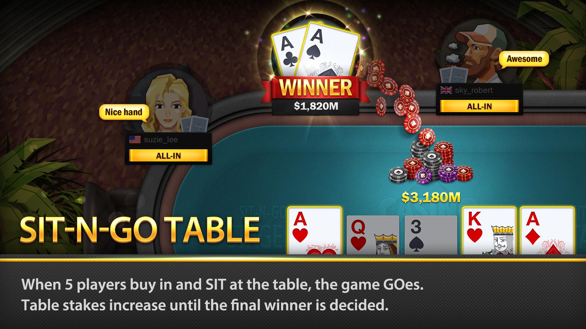 Casino World Championship screenshot 14