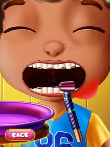 игра врача для детей  претендует на лучший доктор для iPad