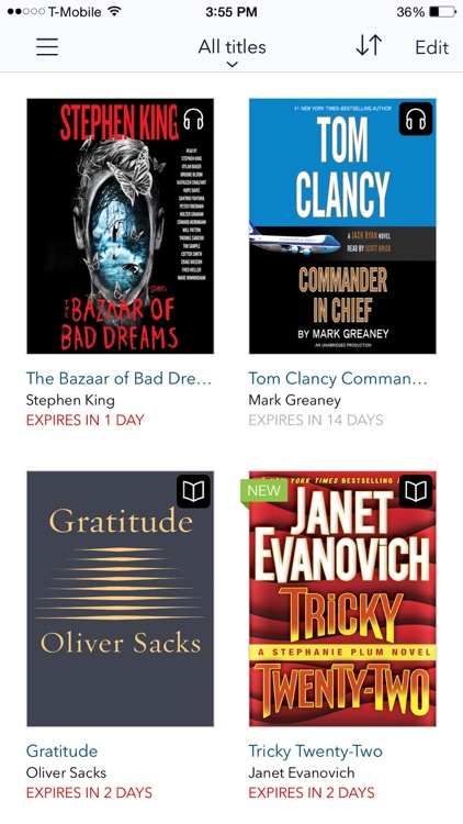 OverDrive: eBooks & audiobooks