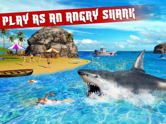 Angry Shark 2016-ipad-0