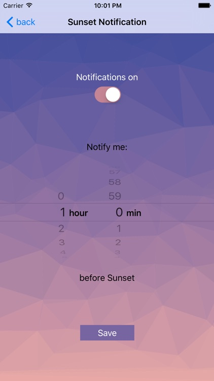 Lux - Sunrise and Sunset screenshot-3
