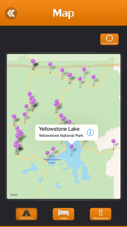 Yellowstone National Park Tourism Guide screenshot-3