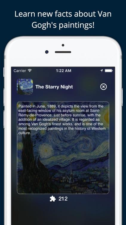 Art Slides: Van Gogh Edition screenshot-3