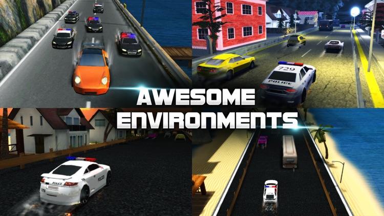 Racing Game : Police Racer