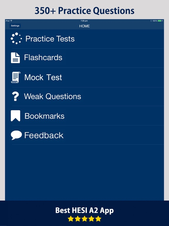 Hesi A2 Practice Test 2018 by ImpTrax Corporation (iOS, United ...