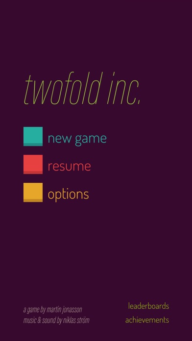 Screenshot for twofold inc. in Belgium App Store