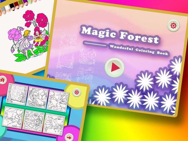 Magic Forest - Secret Garden 2 Screenshot