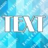 美图文字 - 给图片添加个性化字体、标题和可爱贴纸