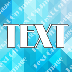 Text on Image.s - Typography Photo Editor to Write Captions & Add Letter Fonts
