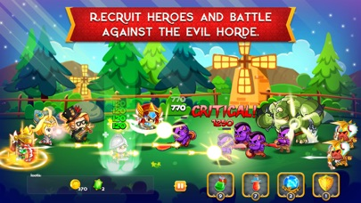 Screenshot #7 for Rise of Heroes