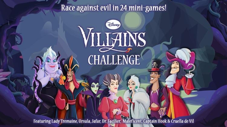 Disney Villains Challenge screenshot-0