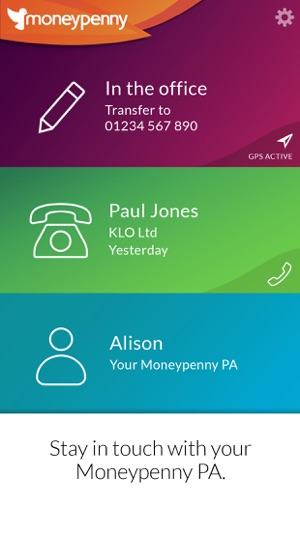 The Moneypenny App On The App Store