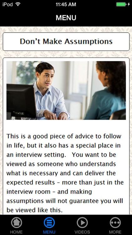 10 Myths of Job Interview Finally Shattered screenshot-3