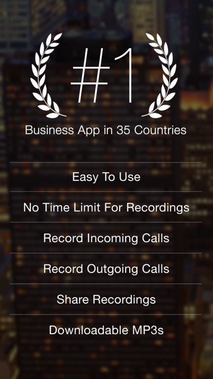 TapeACall Pro - Call Recorder For Phone Calls screenshot-4