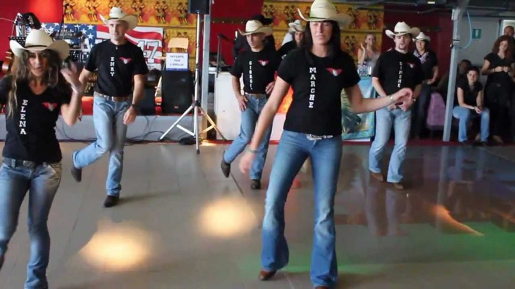 Teach Yourself Line Dancing screenshot-3