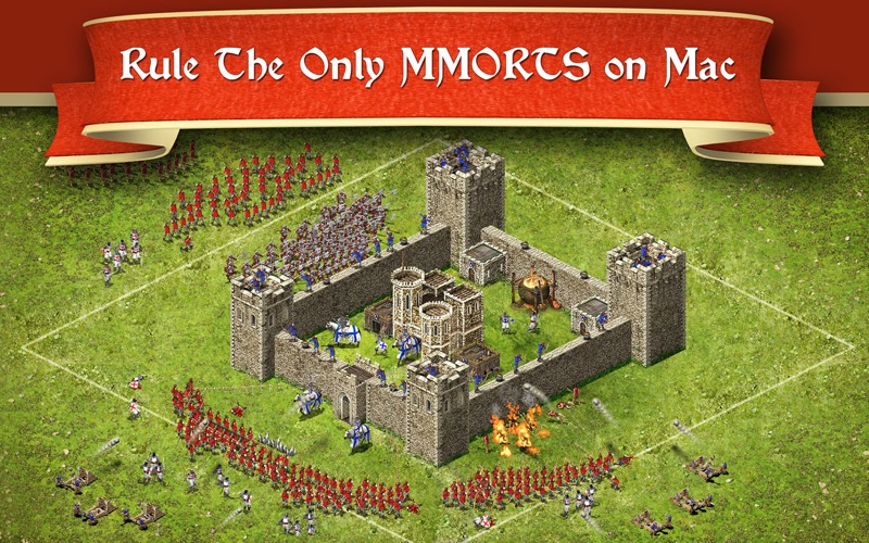 Stronghold Kingdoms for Mac