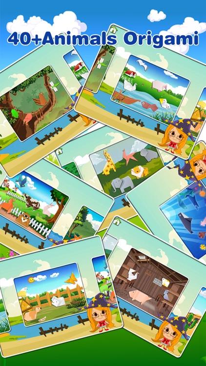 Art Of Origami Kids Educational Games screenshot-4