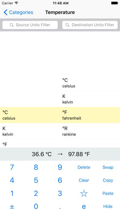 Convert Units Easy - metric to imperial unitsのおすすめ画像3