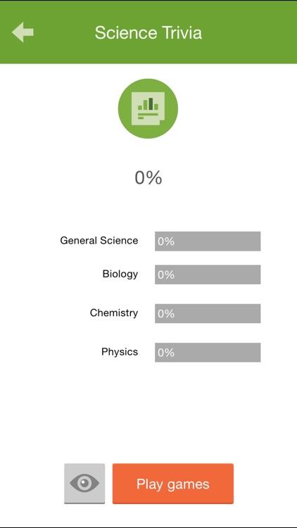 Science Trivia screenshot-4
