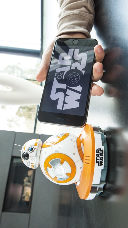 BB-8™ App Enabled Droid Powered by Sphero screenshot-0