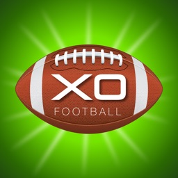 XO Football: A real football game, tap to run/pass/defend, 100's of plays, lots of AI teams & pure football strategy