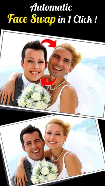 Best Face Swap - Morph,Merge & Replace Pics Funny Faces Shape