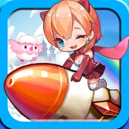 Flying Girl-A puzzle game Free