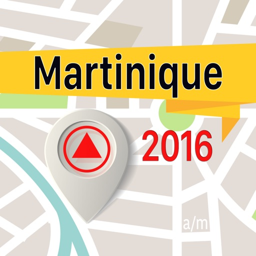 Martinique Offline Map Navigator and Guide
