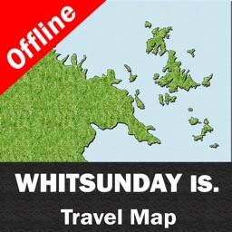 WHITSUNDAY ISLANDS – GPS Travel Map Offline Navigator